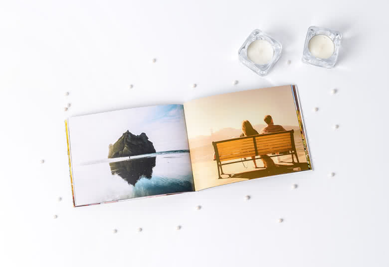 Selecteer en sorteer 52 foto's