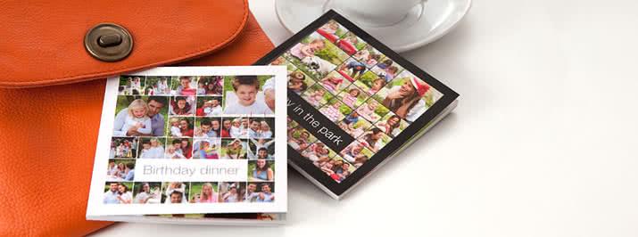 Créez un livre photo Collection 52 carré