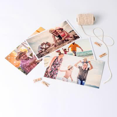 Make Panoramic Prints