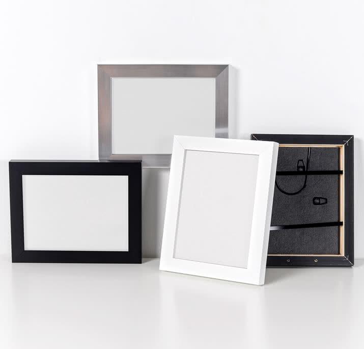 Voeg een Fotokader toe aan jouw Formaat 13 Fotoprints