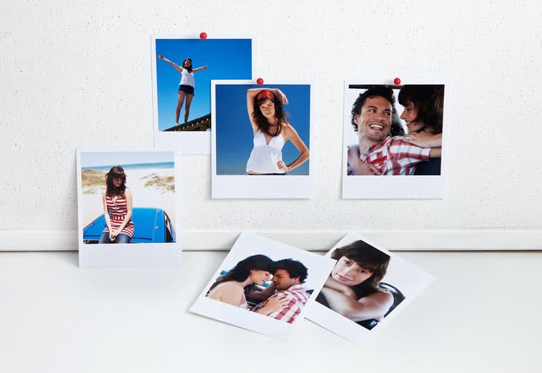 Fotoabzüge Retrostyle bestellen