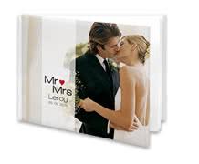 Fotoboek liggend XL met harde fotokaft