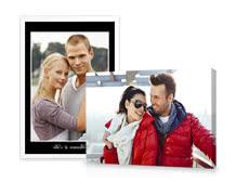 Fotoleinwand, Poster & Collagen