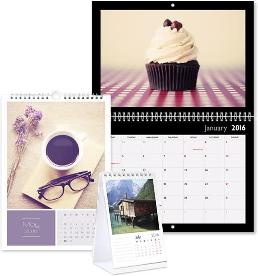 fotokalender und fotoagenda 2018 online selbst gestalten. Black Bedroom Furniture Sets. Home Design Ideas