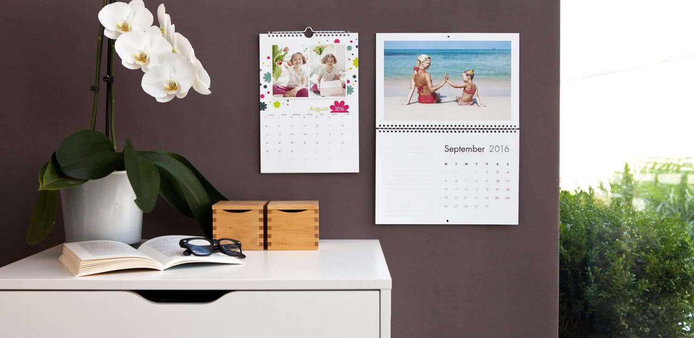 fotokalender wandkalender foto kalender selber. Black Bedroom Furniture Sets. Home Design Ideas