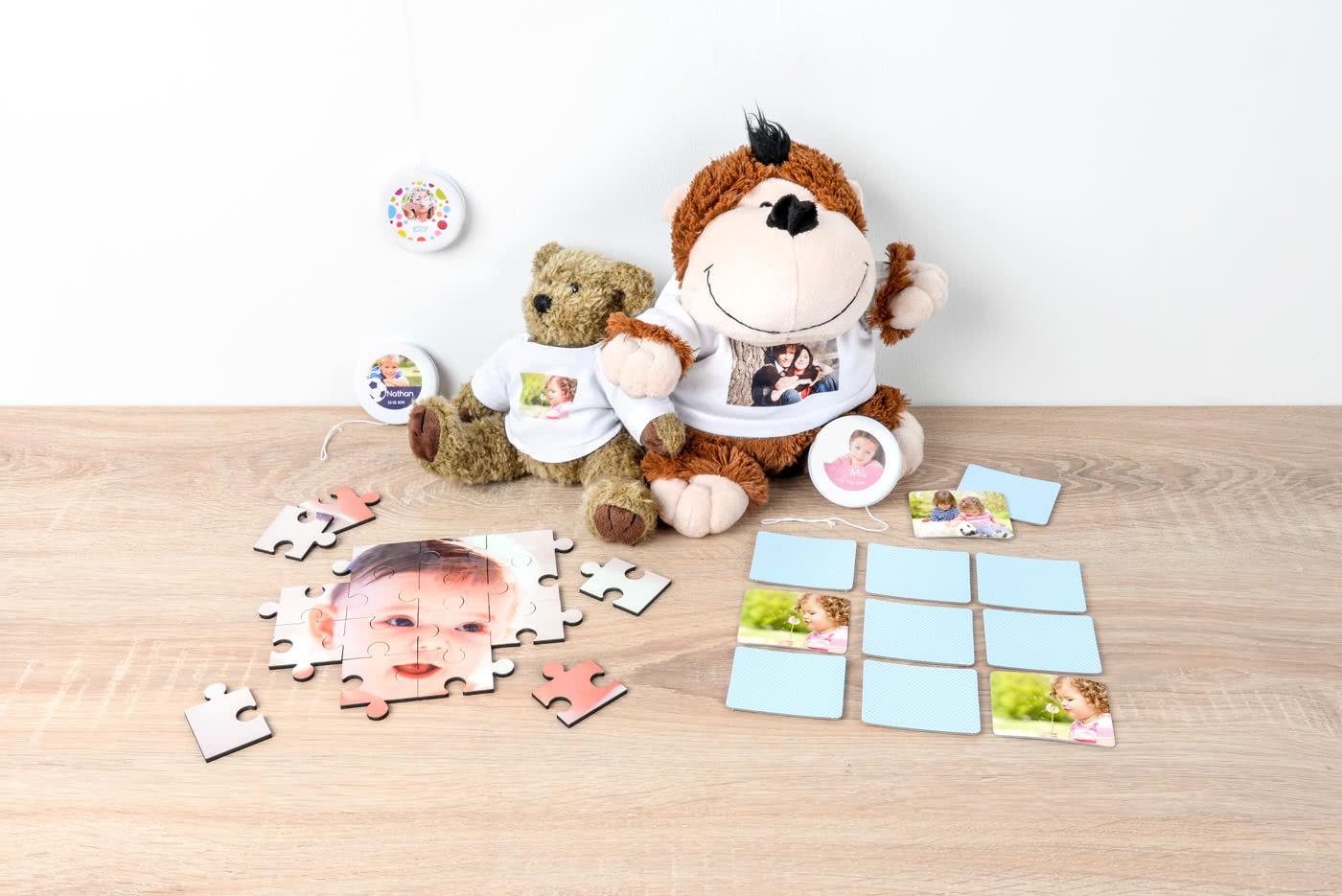 Spielzeug als fotogeschenk selbst gestalten jetzt bestellen