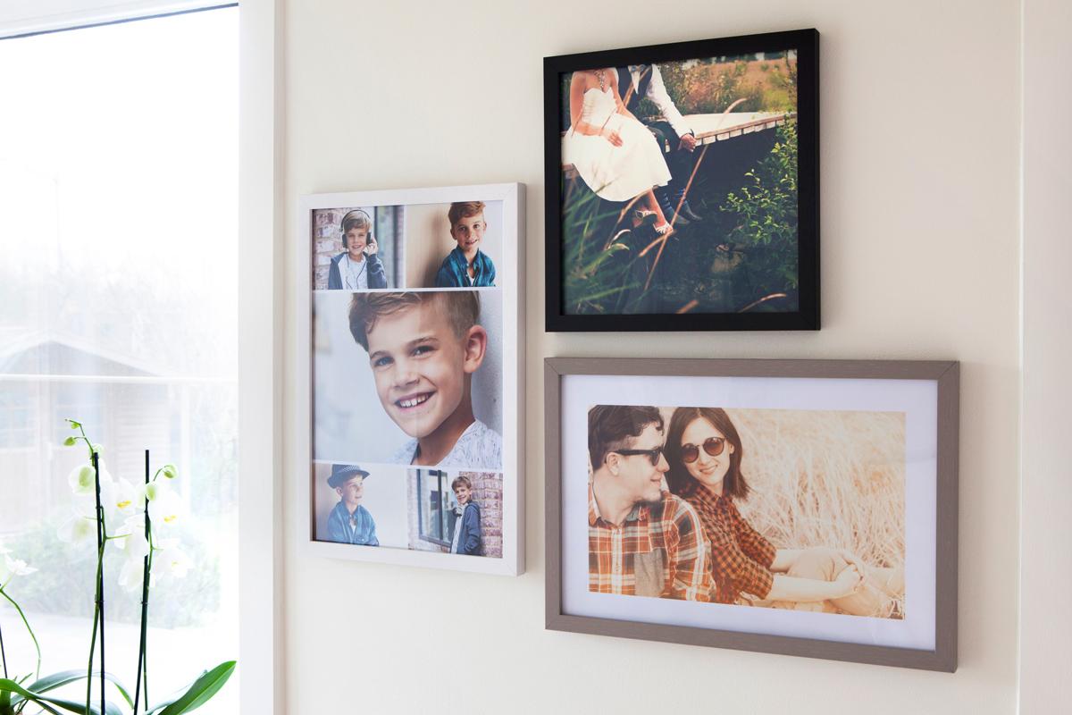 grosser bilderrahmen von smartphoto. Black Bedroom Furniture Sets. Home Design Ideas