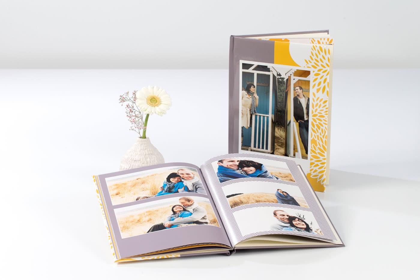 Photo Book Large Portrait Hard Cover | smartphoto