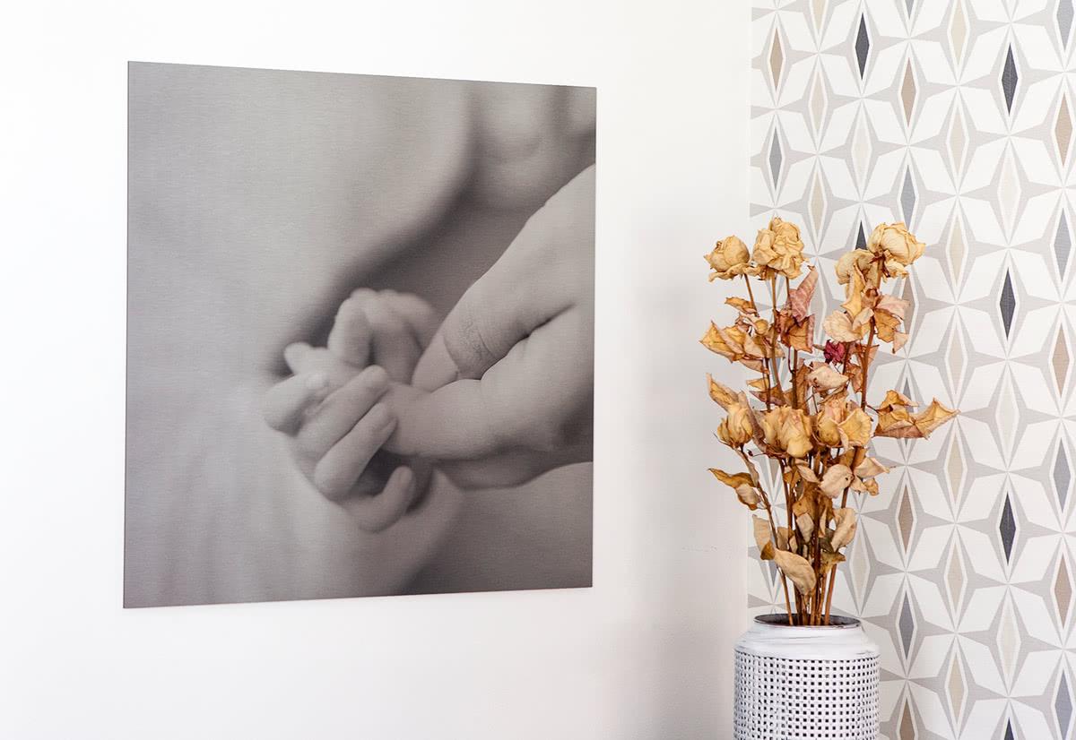 ihr foto auf geb rstetes alu drucken jetzt bei smartphoto. Black Bedroom Furniture Sets. Home Design Ideas