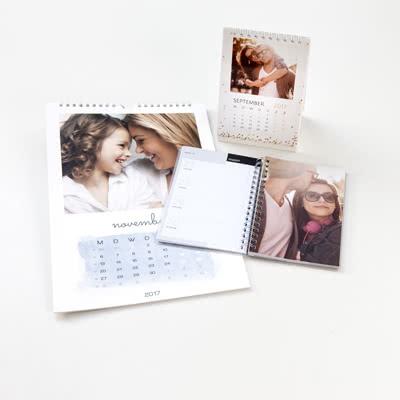 Foto-Kalender & Agenden