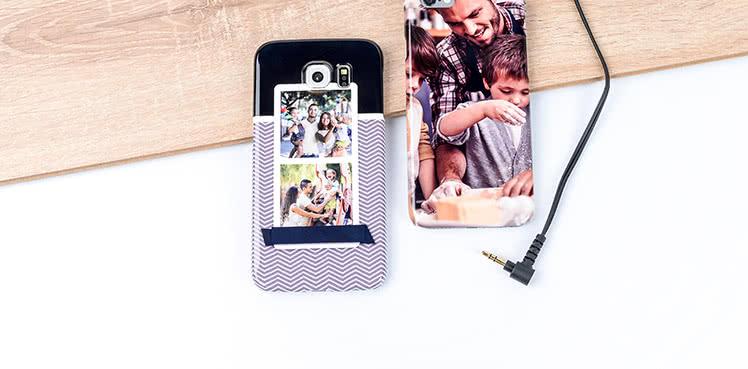 Iphone en Android case voor hem
