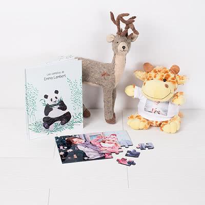 Cadeau Noël enfant personnalisé