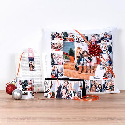 Cadeau personnalisé Noël pour femme