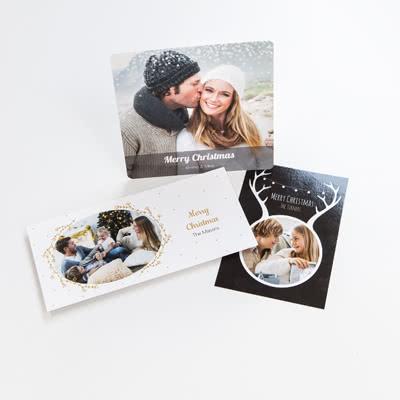 weihnachtskarten mit eigenem foto gestalten jetzt bei. Black Bedroom Furniture Sets. Home Design Ideas