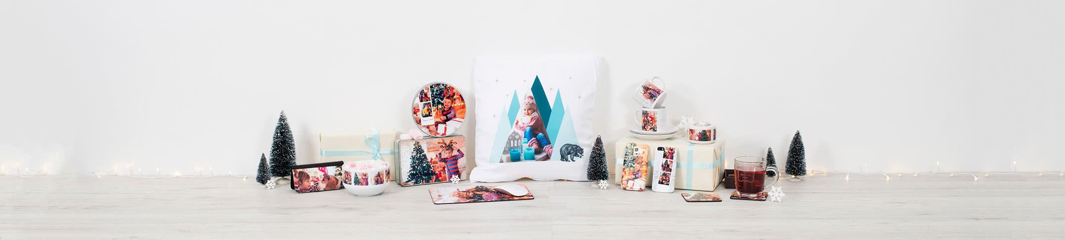 De leukste kerstcadeaus met foto