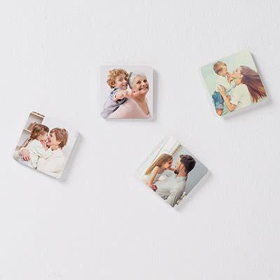 cadeau fête des grand-mères magnets photo
