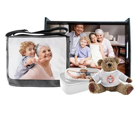 cadeau fête des grand-mères cadeaux photo
