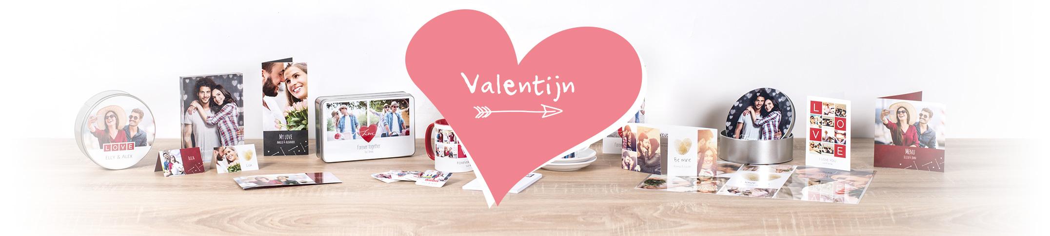 Maak je gepersonaliseerd valentijnscadeau