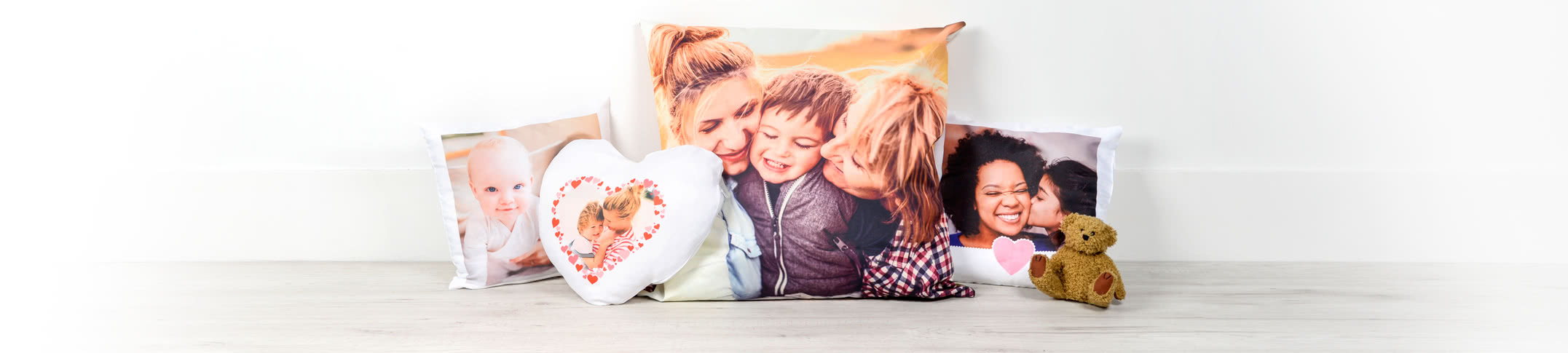 Personalised Photo Pillows