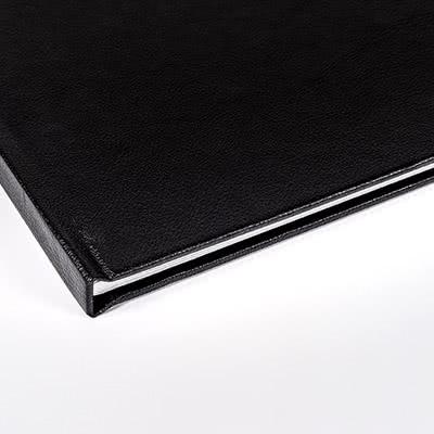 livre photo couverture simili cuir