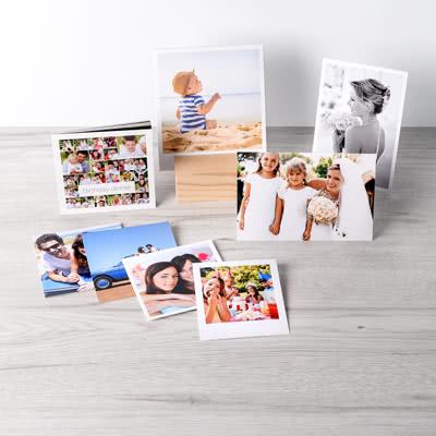Fotoabzüge, Poster & Fotos als Buch