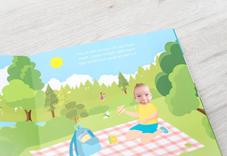 Maak een Voorleesboekje voor Jongens