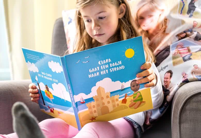 Maak een Voorleesboekje voor Meisjes