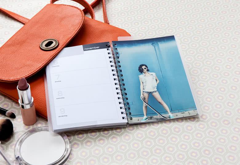 Skapa din personliga Fotoagenda