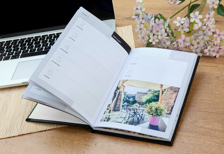 Foto-Agenda Deluxe erstellen