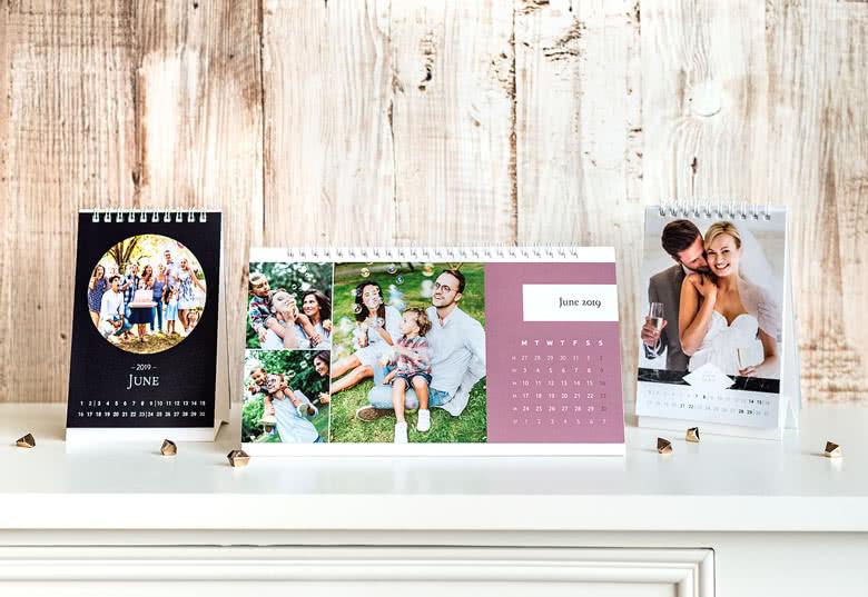 Personnalisez votre Calendrier en ajoutant vos photos