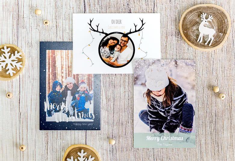 Maak een Fotokaart met glanzend reliëf
