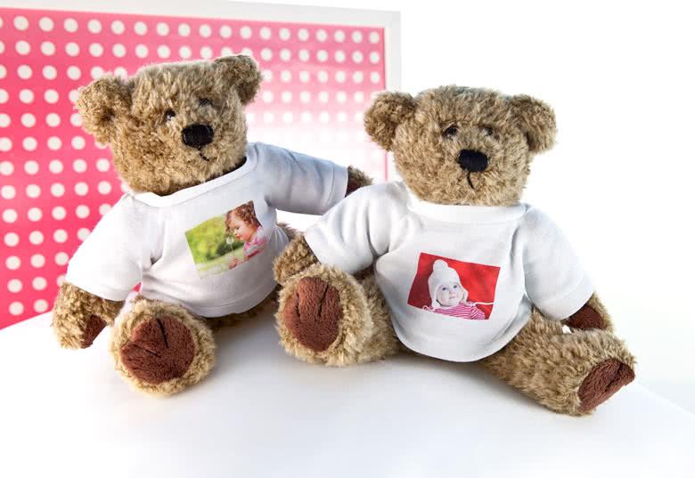 Ontwerp je eigen teddybeer