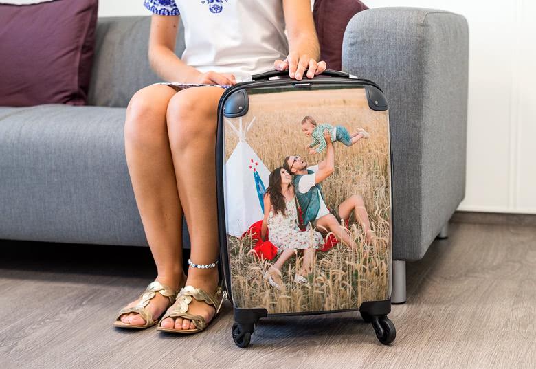 Kabinväska med foto