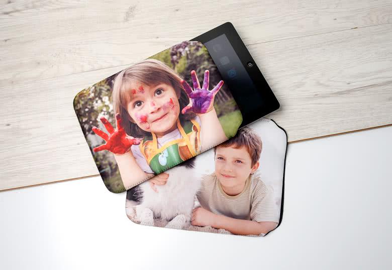iPad-Schutzhülle erstellen