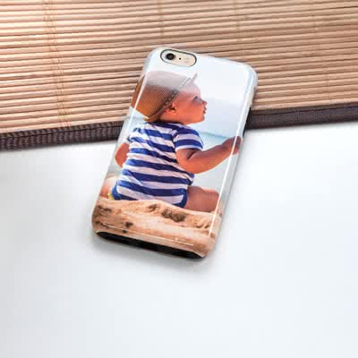 iPhone deksel 5 & SE - støtbeskyttende