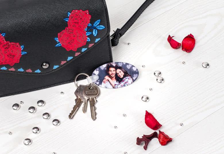 Créez un porte-clés photo alu