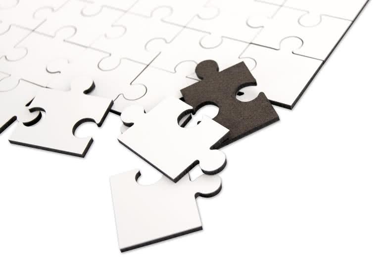 Kinderpuzzel met 30 puzzelstukken