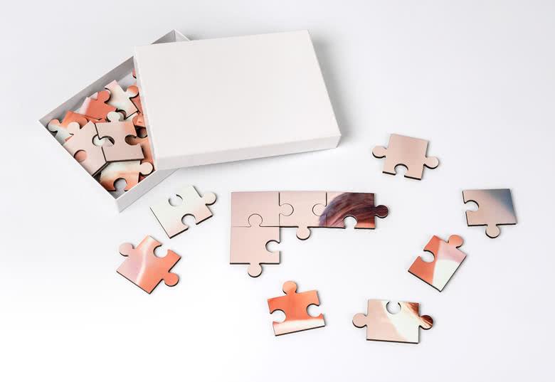 Maak een Kinderpuzzel