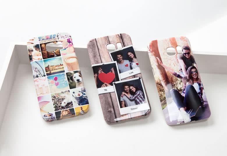 Samsung Galaxy Case mit Foto gestalten