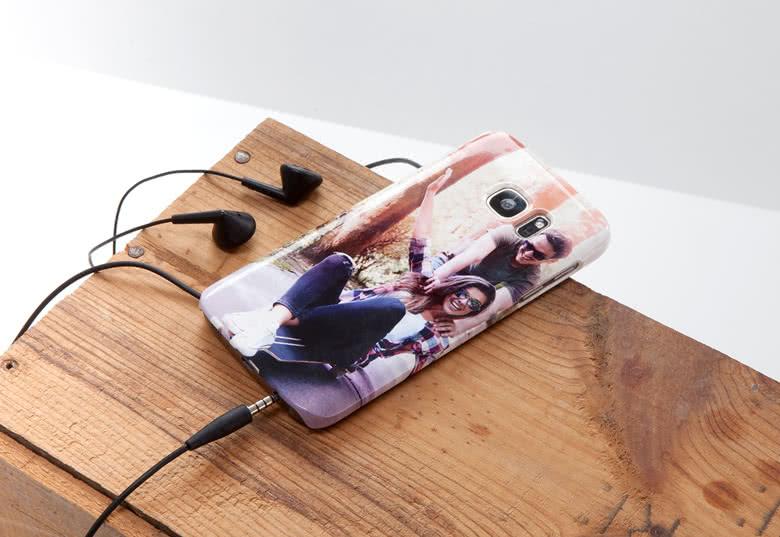 Foto-Samsung Galaxy Case mit eigenem Digitalfoto