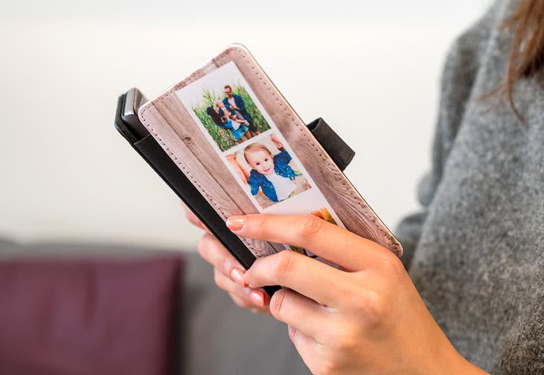 Gör ett Samsung Plånboksfodral