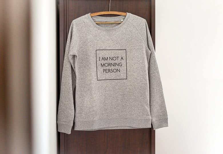 Gör en tröja dam