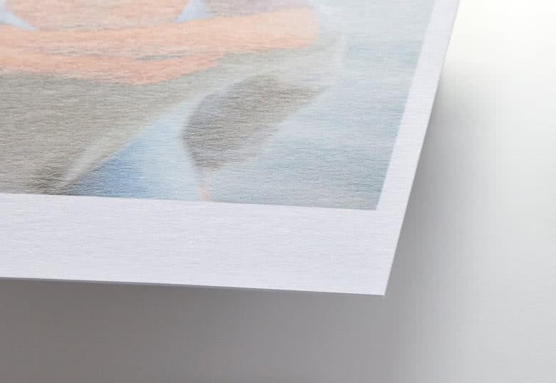 Photos imprimées sur du papier haute qualité 300g