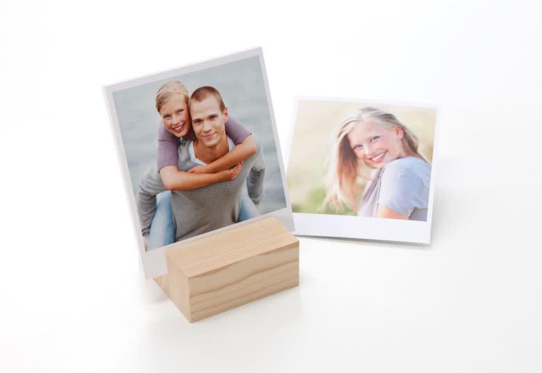 Créez un porte-photo design avec photos