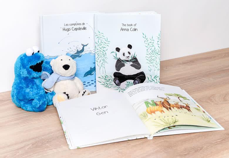MyNameBook - En personlig sagobok för barn