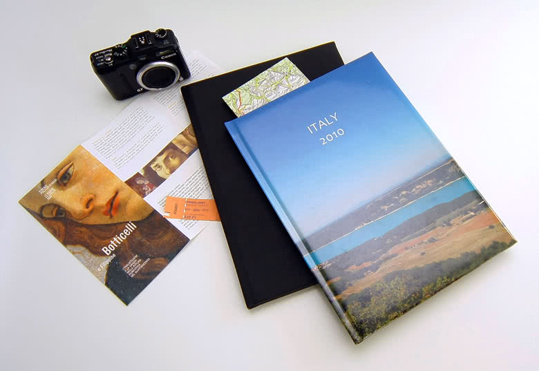 Livre photo L portrait - couverture rigide