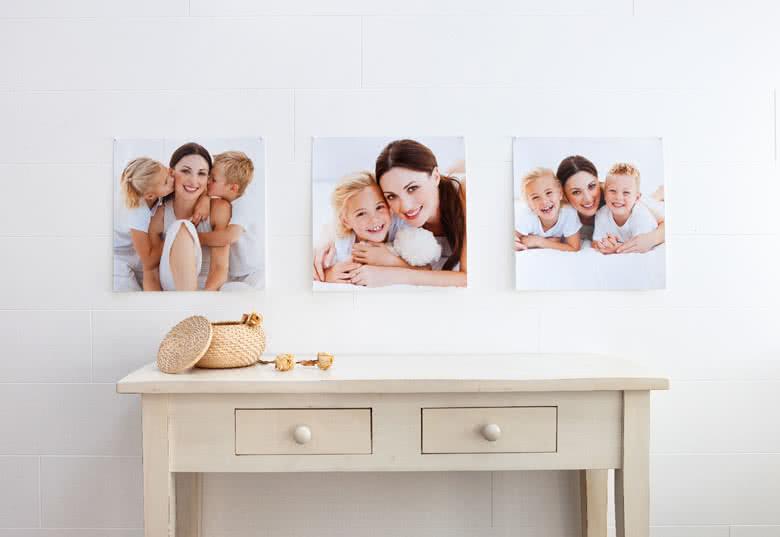 Beställ Kvadratisk Fotoförstoring