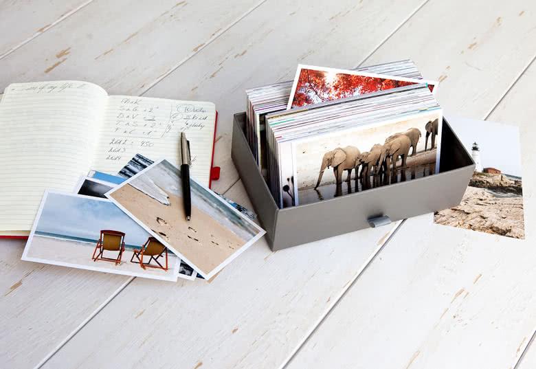 Créez des tirages photo panoramiques