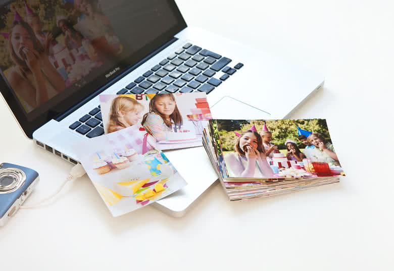 Bestel Fotoprints Budget