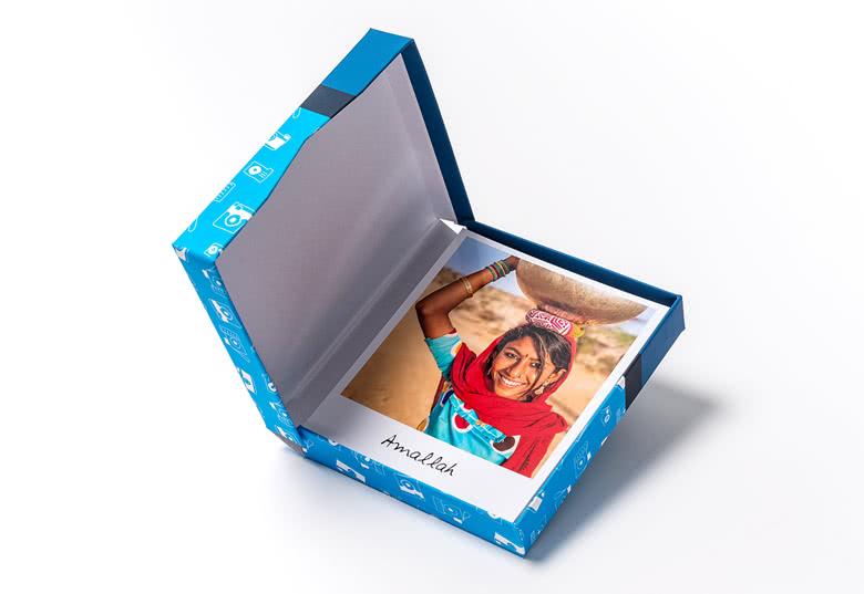 Prints In A Box